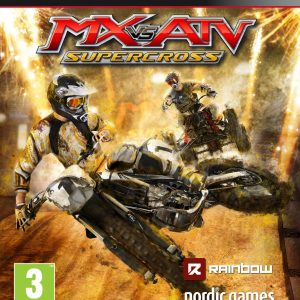 MX Vs ATV Supercross (PS3)
