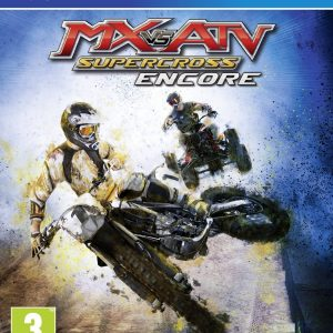 MX vs. ATV Supercross Encore Edition (PS4)