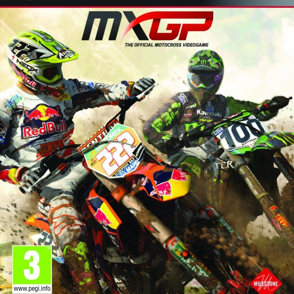 MXGP – The Official Motocross Videogame (PS3)