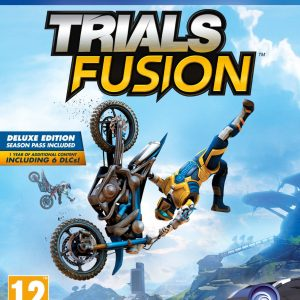 Trials Fusion (PS4)