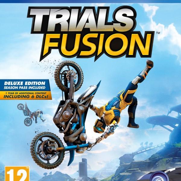 Trials Fusion (PS4)